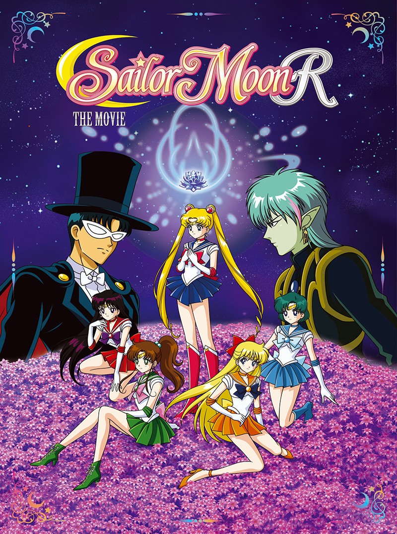 Blast from the Past: Sailor Moon: Promise of the Rose | Movies | San