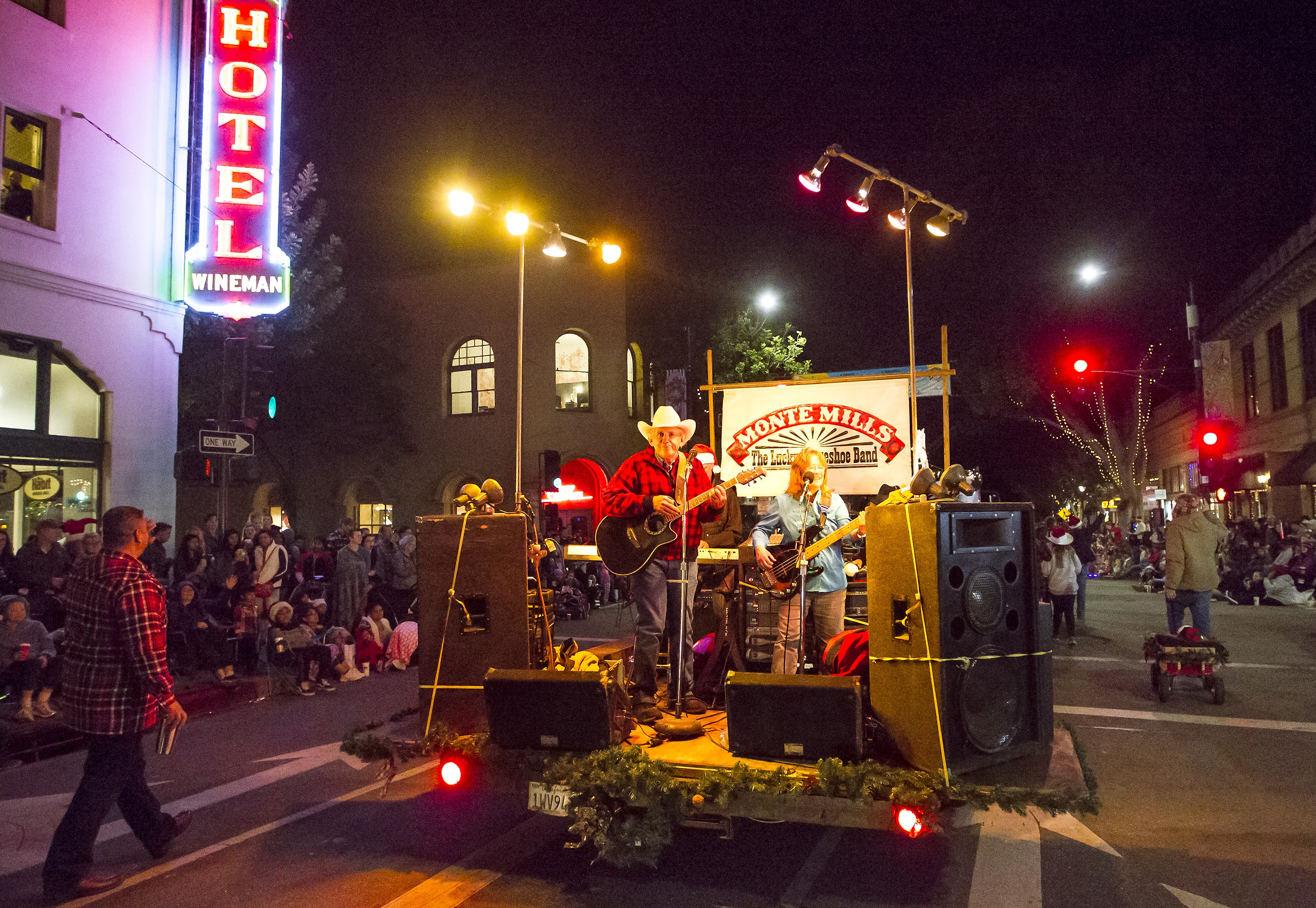 San Luis Obispo Christmas Parade 2020 SLO's 42nd Annual Holiday Parade sleighs me | Get Out | San Luis