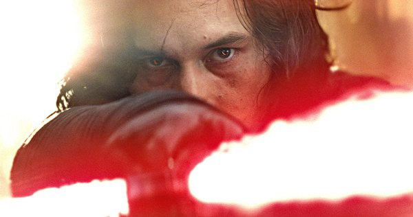 CONFLICTED Kylo Ren (Adam Driver) wrestles heavily with his inner darkness and light in The Last Jedi: The Force Awakens. - PHOTO COURTESY OF WALT DISNEY PICTURES