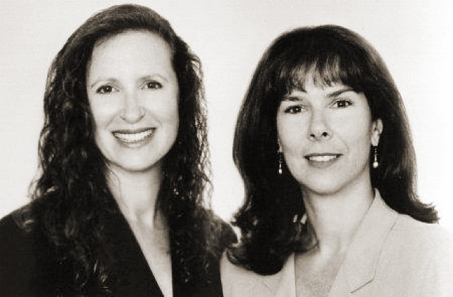 WOMEN IN FILM Co-producers Susan Arnold and Donna Roth (13 Going on 30, The Haunting) are this year's Lifetime Achievement Award honorees at the SLO Jewish Film Festival. - PHOTO COURTESY OF SLO JEWISH FILM FESTIVAL