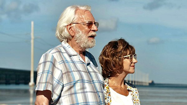 ROAD TRIP In The Leisure Seeker, a retired couple finds surprises with each other during a cross-country road trip. - PHOTO COURTESY OF SONY PICURES CLASSICS