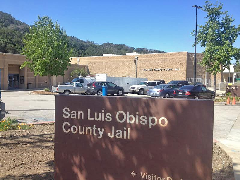 QUESTIONS REMAIN The San Luis Obispo County Sheriff and family of Andrew Holland remain at odds over the details of the 36-year-old man's death in jail custody. - PHOTO BY CHRIS MCGUINNESS