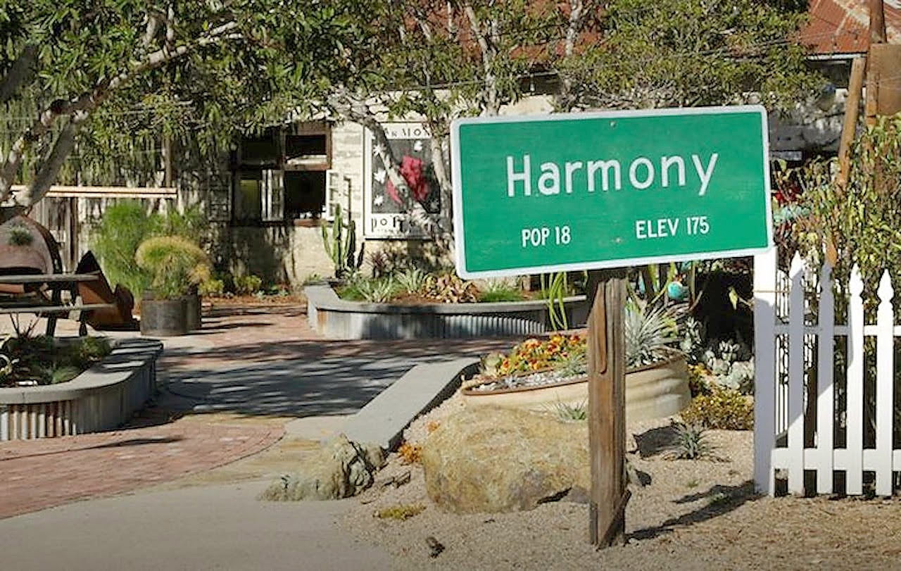 Photos Courtesy Of Harmony Cellars & Harmony SLO Countyu0027s tiniest town holds its own wine fest | Flavor ...