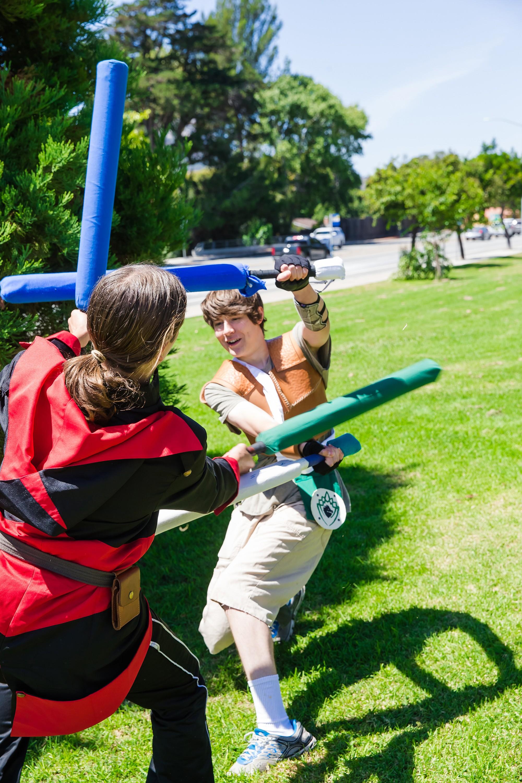 Live and let LARP | Student Guide | San Luis Obispo | New