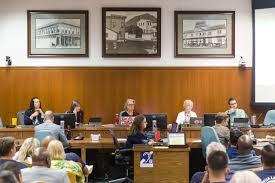 RAISES? The San Luis Obispo City Council will consider giving itself raises on Feb. 4. - FILE PHOTO BY JAYSON MELLOM