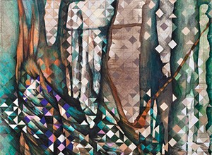 Pattern and process: Adrienne Allebe's work shines at Ascendo