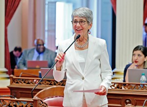 State Sen. Hannah-Beth Jackson reflects on years of advocating for domestic violence survivors as she nears the end of her political career