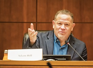 SLO County to pay settlement in complaint against late Supervisor Adam Hill