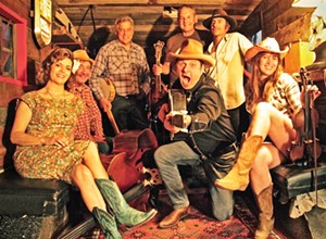 The Mother Corn Shuckers release their fourth album, <b><i>All In</i></b>