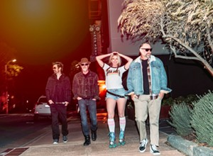 Lu Lu and the Cowtippers rock the pandemic with their new EP <b><i>Just Keep Going</i></b>
