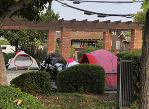 SLO moves to rid parks of tents amid influx of homeless