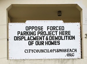 Pismo rescinds offer to purchase Main Street homes to make room for parking
