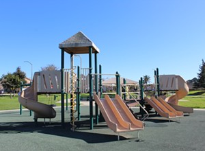 New play structure coming to Santa Maria park