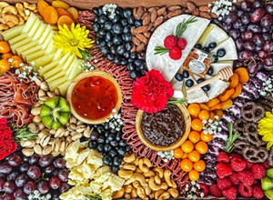 Brie Happy Charcuterie offers customizable, decorative charcuterie to Central Coast residents
