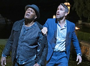 <b><i>The Hitman's Wife's Bodyguard</i></b> is a middling sequel good for a few laughs