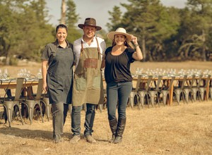 Table & Vine Supper Club showcases the bounty of SLO County with hand-picked dining experiences