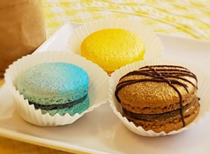 Monika's Macarons in SLO creates works of edible art that are an ode to the founder's family