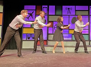 The Great American Melodrama returns with <b><i>Comedy Tonight</i></b>, an original musical revue filled with song, dance, puns, and parodies