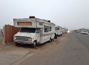 County asks homeless parked in Oceano to move to safe parking site