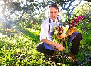 Eat your heart out: No-fuss Valentine munchies with Chef Spencer Johnston