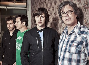Alt-country progenitors the Old 97's play the Fremont Theater on March 25