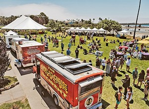 Oceanside brunch: Food trucks wheel out to Avila to ease your weekend hunger for breakfast, lunch, and booze