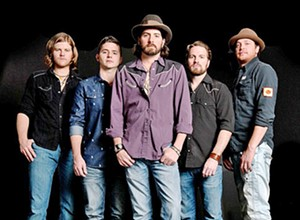 Micky & The Motorcars bring their Americana sounds to BarrelHouse in Paso
