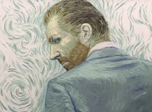 Loving Vincent examines Van Gogh's mysterious death in a visually arresting way