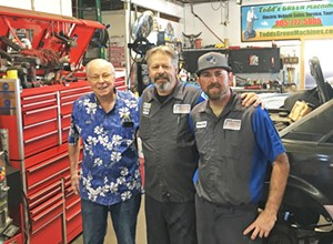 Morro Bay mechanic collaborates to give cars to those in need