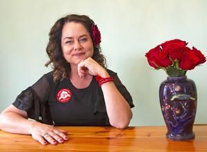 The backstory of SLO Mayor Heidi Harmon's iconic roses