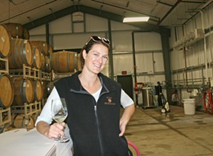 Cambria's Stolo Family Vineyards redefines 'beach wine'