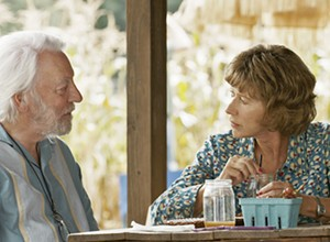 'The Leisure Seeker' features two veteran actors but a story with narrow demographic appeal