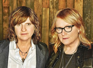 Indigo Girls play Fremont Theater on June 30