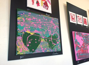 Art on display: Orcutt show highlights work by adults with disabilities