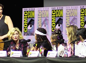 Let your fan flag fly: Experiencing a new style of fandom at San Diego Comic-Con