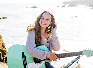 Rising singer-songwriter Amalia Fleming plays SLO Brew Rock on Aug. 25