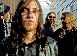 Blind Melon with local singer Travis Warren plays SLO Brew on Sept. 5