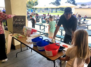San Luis Coastal celebrates local lunches for local schools