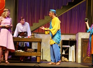 Original play on Icarus tale debuts at Cal Poly