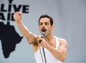 'Bohemian Rhapsody' overcomes its flaws by being joyously uplifting