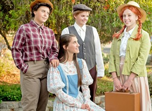 Anne of Green Gables sparks hope, optimism
