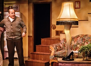 SLO Rep's 'A Christmas Story' is a delight