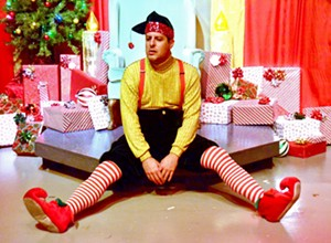 SLO Rep's Santaland Diaries shows the darker side of Christmas
