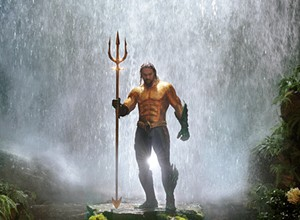 'Aquaman' anchors you in your seat for two hours of underwater adventure