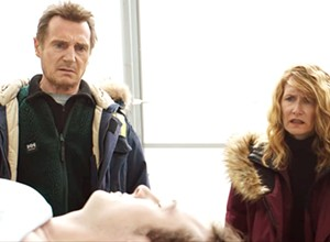 'Cold Pursuit' falls short of its goal to be a Fargo-like black comedy