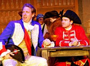 Melodrama's 'Treasure Island' shines, dazzles audiences