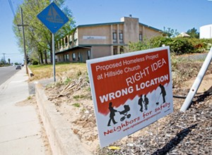 Property ownership confusion engulfs Hillside Church