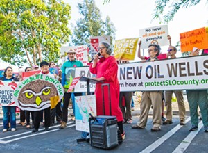Hundreds stand against drilling, fracking on public lands