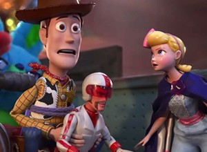 <i>Toy Story 4</i> is Pixar perfect
