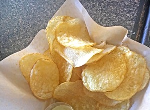 Chipwrecked in Pismo Beach is a destination spot for chips and dips